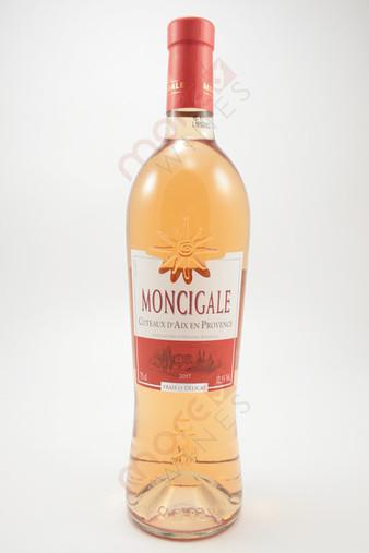 Montcigale Rose Coteaux D' Aix En Provence 750ml