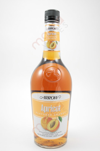 Arrow Apricot Flavored Brandy 750ml