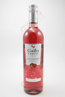 Gallo Sweet Strawberry 750ml