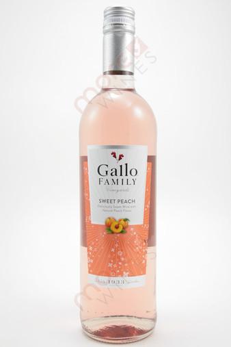 Gallo Sweet Peach 750ml
