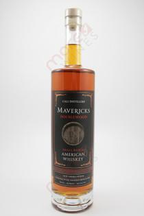 Mavericks Doublewood Small Batch American Whiskey 750ml