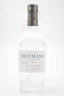 Royal Dock Navy Strength Gin 750ml