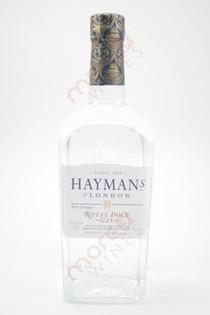 Royal Dock Navy Strength Gin 750ml