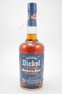 George Dickel Bottled In Bond Tennessee Whisky 100 Proof 750ml