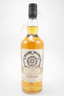 Clynelish Game of Thrones House Tyrell Reserve Single Malt Scotch Whisky 750ml