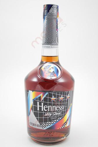 Hennessy VS Cognac Limited Edition By Felipe Pantone 750ml