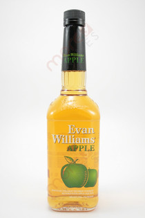Evan Williams Apple Flavored Whiskey 750ml
