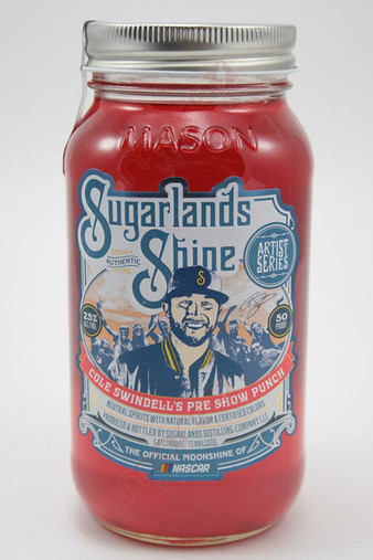 Sugarlands Shine Cole Swindell's Pre Show Punch Moonshine 750ml