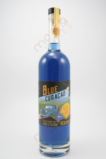 Western Fruit Exchange Blue Curacao 750ml