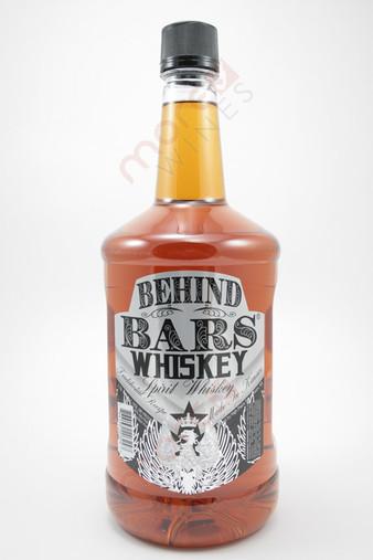 Behind Bars Whiskey 1.75L