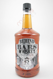 Behind Bars Whiskey 1.75L