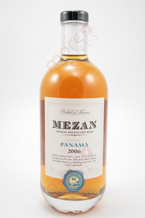 Mezan Panama Single Distillery Rum 750ml