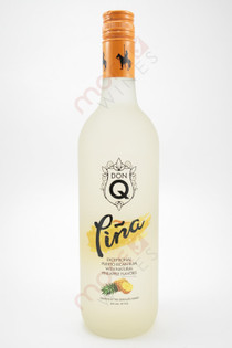 Don Q Pina Flavored Rum 750ml