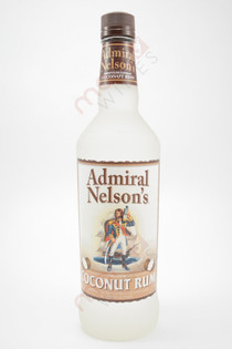 Admiral Nelson's Coconut Rum 750ml