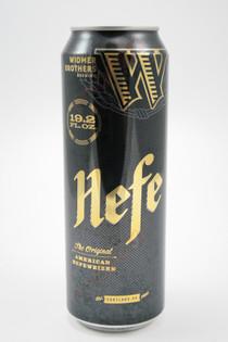 Widmer Brothers Hefeweizen Beer 19.2oz