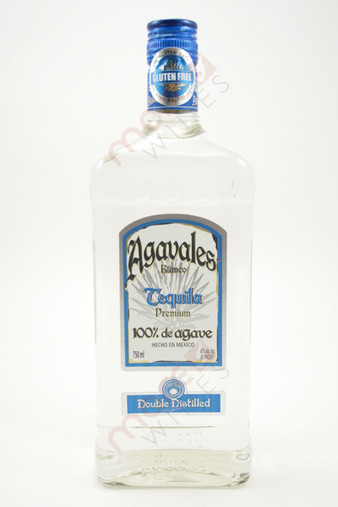 Agavales Tequila Blanco 750ml