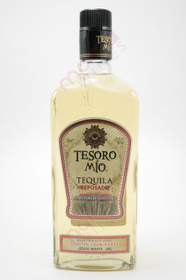 Tesoro Mio Reposado 750ml