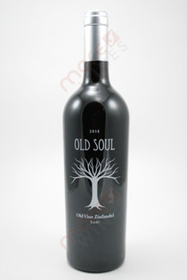 Old Soul Old Vine Zinfandel 750ml