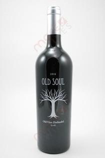 Old Soul Old Vine Zinfandel 750ml