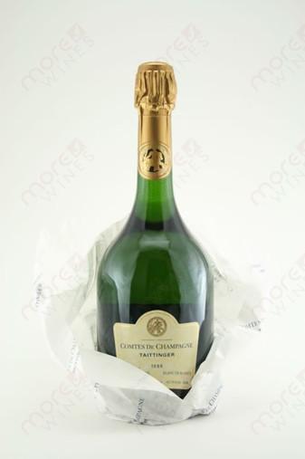 Taittinger Comtes De Champagne Brut Blanc de Blancs   750ml