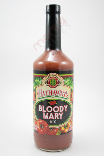 Hathaway's Bloody Mary Mix 1L