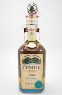 Cenote Tequila Anejo 750ml
