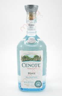 Cenote Tequila Blanco 750ml