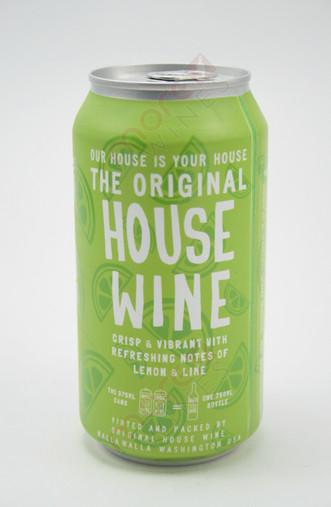 The Original House Wine Lemon Lime Spritz 375ml