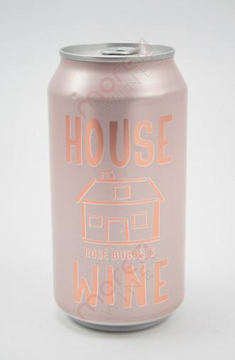 The Original House Wine Rose Bubbles 375ml