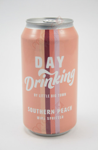 Day Drinking Southern Peach Spritzer 375ml