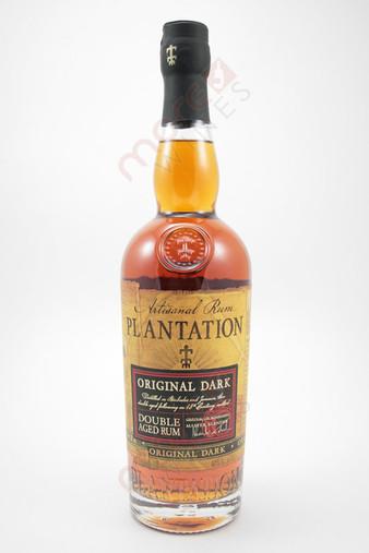 Plantation Original Dark Double Aged Rum 750ml