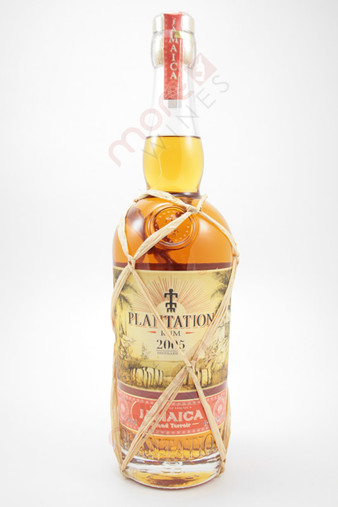 Jamaica Grand Terroir-Cru 2005 Vintage Rum 750ml