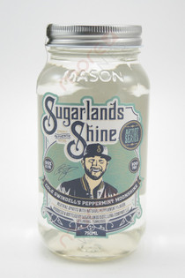 Sugarlands Shine Cole Swindell's Peppermint Moonshine 750ml
