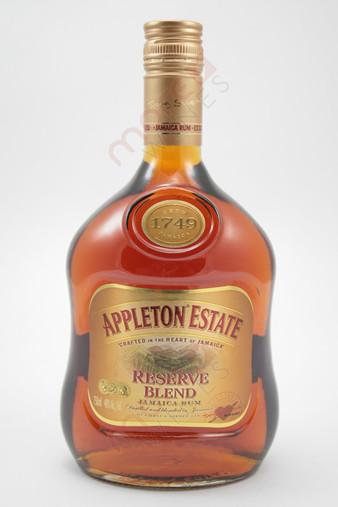 Appleton Estate Reserve Blend Rum 750ml