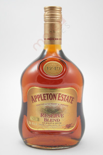 Appleton Estate Reserve Blend Rum 750ml
