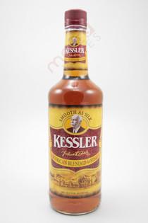 Kessler Blended American Whiskey 750ml