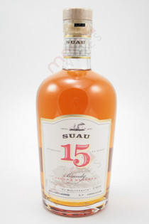 Suau Solera Reserva 15 Year Old Brandy 750ml