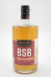 Heritage BSB Brown Sugar Bourbon 750ml