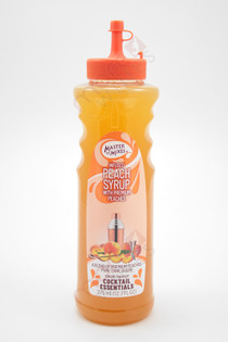 Master Of Mixes Peach Syrup 375ml