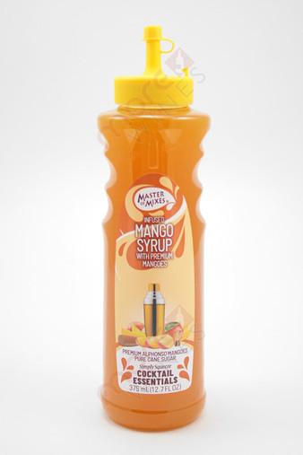 Master Of Mixes Mango Syrup 375ml