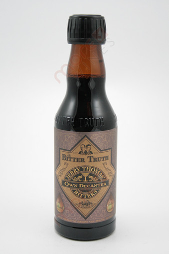 The Bitter Truth Jerry Thomas' Own Decanter Bitters 200ml