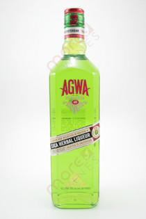Agwa Coca Leaf Liqueur 1L