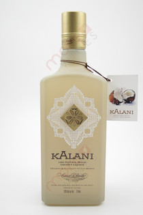 Casa d'Aristi Kalani Mayan Coconut Rum Liqueur 750ml