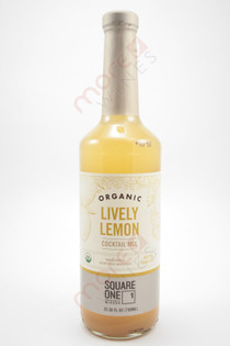 Square One Lively Lemon Cocktail Mix 750ml