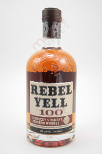 Rebel Yell 100 Proof Kentucky Straight Bourbon Whiskey 750ml