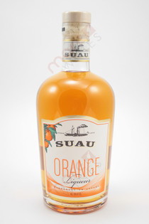Bodegas Suau Solera Liqueur Orange Brandy 750ml