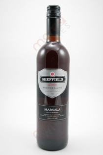 Sheffield Cellars Silver Lane Oak Mellowed Marsala 750ml