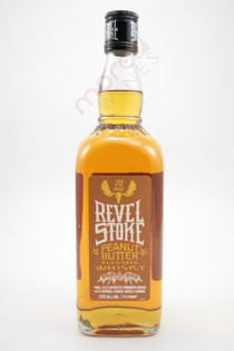Revel Stoke Peanut Butter Flavored Whiskey 750ml