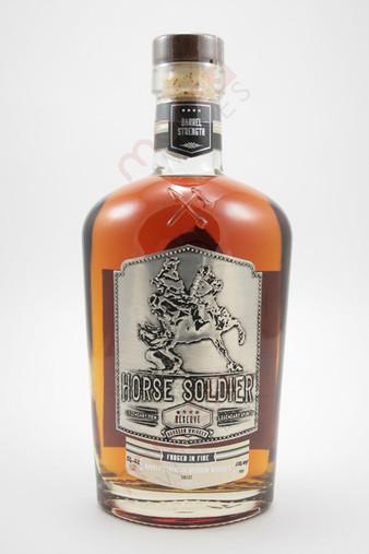 Horse Soldier Reserve Barrel Strength Bourbon Whiskey 750ml