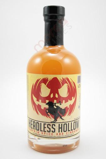 Headless Hollow Pumpkin Spice and Cinnamon Whiskey 750ml